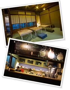 cafe MOKUREN画像